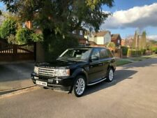 Range Rover Sport Black Cars