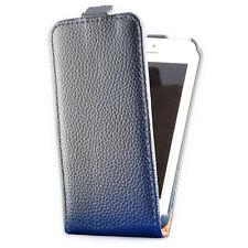 Unifarbene Handy-Schutzhüllen aus Leder für das iPhone 5