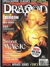 D&D d20 3rd Edition Dungeons & Dragon Magazine #311 Eberron Secret Magic!