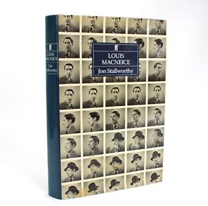 Louis MacNeice, Jon Stallworthy, Faber and Faber, London, first edition, 1979