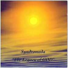 SYNDROMEDA The Legacy of God CD Top Berlin School Electronic OG Groove Unlimited