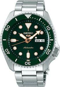 SEIKO 5 Watch self-winding overseas model SRPD63K1 Men reverse import goods