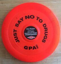 Wham-O 1992 GPA World Indoor Guts Frisbee Championships Frisbee.