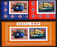 MOLDOVA / PMR Transnistria 2013 EUROPA: Transport. CORNER Set & S/Sh IMPERF, MNH
