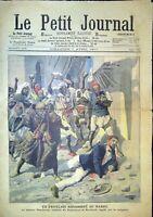Le Petit Journal N°855 du 7/4/1907 Un Français assassiner au Maroc, courage