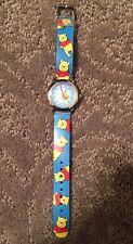 Disney SII Marketing Unisex Winnie the Pooh Watch FSC #F3047481