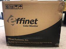"Effinet Color CRT Arcade 19"" Monitor EFU-BALLY (BRAND NEW!)"