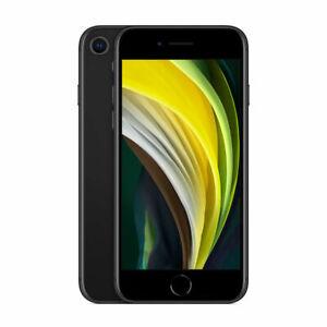 """Smartphone Apple iPhone SE 2020 (64GB) Nero Black Nuovo Display Retina HD 4,7"""""""