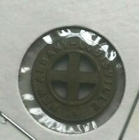 New Albany Indiana IN New Albany Louisville Transportation Token