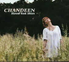 Chandeen Blood Red Skies (DELUXE EDITION) CD DIGIPACK 2011