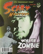 Scary Monsters Magazine 21st Anniversary Issue October 2012