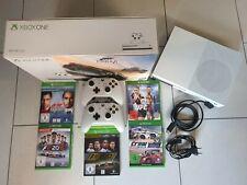 Microsoft Xbox One S Forza Horizon 3 Bundle 500GB Weiß Spielekonsole