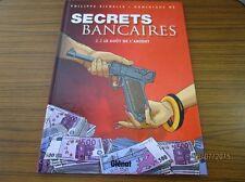 Comic Buch - Secrets Bancaires - wohl französisch - Ausgabe von 2007  /S41