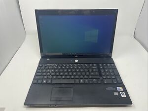 Hp ProBook 4510s 2GB RAM 250GB HDD Intel Core 2 Duo Win 10 READ