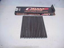 """16 NEW Crane Cams 8.510"""" Long Chromoly Hardened 3/8"""" Pushrods 52634-16"""