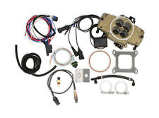 Holley 550-872 Holley Sniper Efi Stealth 4150 Kit - Classic Gold Finish