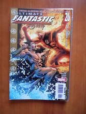 ULTIMATE FANTASTIC FOUR #26  Marvel Comics  [SA44]