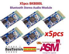5pcs BK8000L Bluetooth Stereo Audio Transmission Speaker Amplifier Module SPP