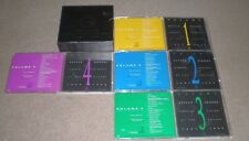 Geffen Records A Musical History Of The Decade 1980 - 1990 4 CD Box Set 69 SONGS