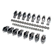Chevy Roller Tip Rocker Arms 305 350 400 SBC Small Block 1.5 Ratio 7/16 Lock Nut