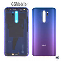 Tapa Trasera Bateria Battery Back Cover Xiaomi Redmi 9 Purple