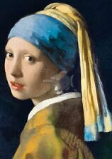Trefl 1000 Piece Jigsaw Puzzle Girl With A Pearl Earring
