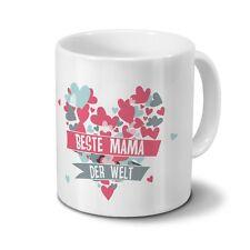 Tasse Beste Mama der Welt - Motiv Herz