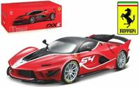 BURAGO 16908 FERRARI FXX K EVOLUZIONE model Sports car Signature Series 1:18th