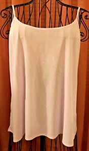 Sheer Lavender Camisole Cami Top -Size 1X - NWOT