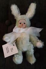 """Marie Osmond Doll """"Bit-O-Bunny"""" Mint Patty-Gently Used"""