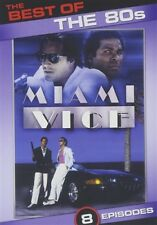 THE BEST OF THE 80s MIAMI VICE 8 EPISODES New Sealed DVD