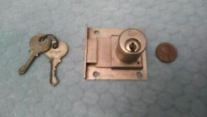 Corbin Cylinder Cabinet Door Lock Stainless Steel