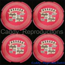 1957 Cadillac Hubcap Wheelcover Centers Medallions 57