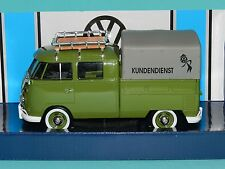 Motor Max 1/24 Volkswagen Type 2 (T1) Kombi Pick Up (Ute) Customer Service MIB