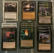 16x Rare Premodern Black Zombie Unholy Lord Undead Magic The Gathering mtg Cards