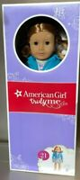 "NEW in Box American Girl Truly Me #21 18"" Doll Light Skin Blonde Hair Hazel Eyes"