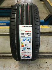 X1 225/40ZR18 92W XL NANKANG AS-2+ QUALITY TYRE WITH UNBEATABLE ( A ) WET GRIP