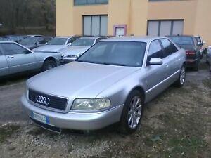 Audi A8 2.5 tdi 150 cv manuale ASI