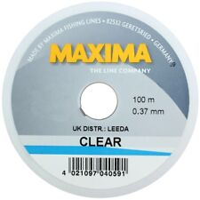 Leader for Fishing, Maxima Clear Leader, 100 metres, natural presentation
