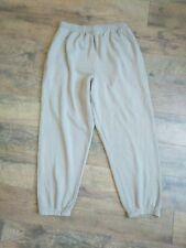 Fashion Bug Women's Size 18/20 Sweatpants Brown Lounge Comfort Joggers