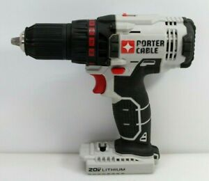 PORTER-CABLE PCC601 20V 1/2 inch Cordless Drill Driver Free Shipping