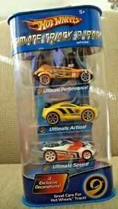 HOT WHEELS ULTIMATE TRACK 3-PACK J3559 2005 *NEW*