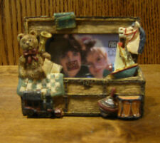 """Figi Frame #PF-ATS-204 TOY CHEST,  2""""x 3"""" Pic, NEW/Box From Retail Store"""