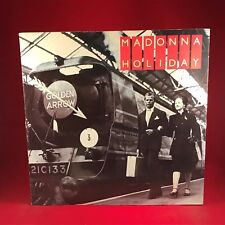 """MADONNA Holiday 1983 UK 12"""" Vinyl single EXCELLENT CONDITION"""