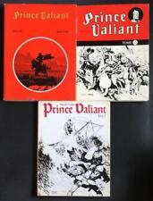 EO Prince Valiant (Serg) Série complète - tomes 1 à 3 (Foster) (be/tbe)