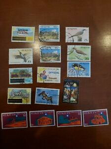 St. Kitts small estate lot on a stockpage as shown!