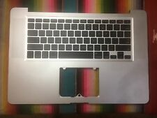 """New Top Case Topcase US Keyboard for MacBook Pro 15"""" early 2011 through mid 2012"""