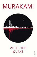 After The Quake by Haruki Murakami | Paperback Book | 9780099448563 | NEW