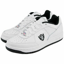 87251e16cf4f New ListingOakland Raiders Shoes - NFL Reebok White Recline - Mens Size 6