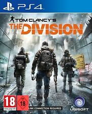 Ubisoft Ps4 Tom Clancy's the Division versione Europa